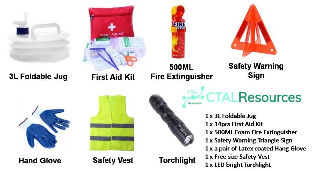 Essential Rescue Kit
