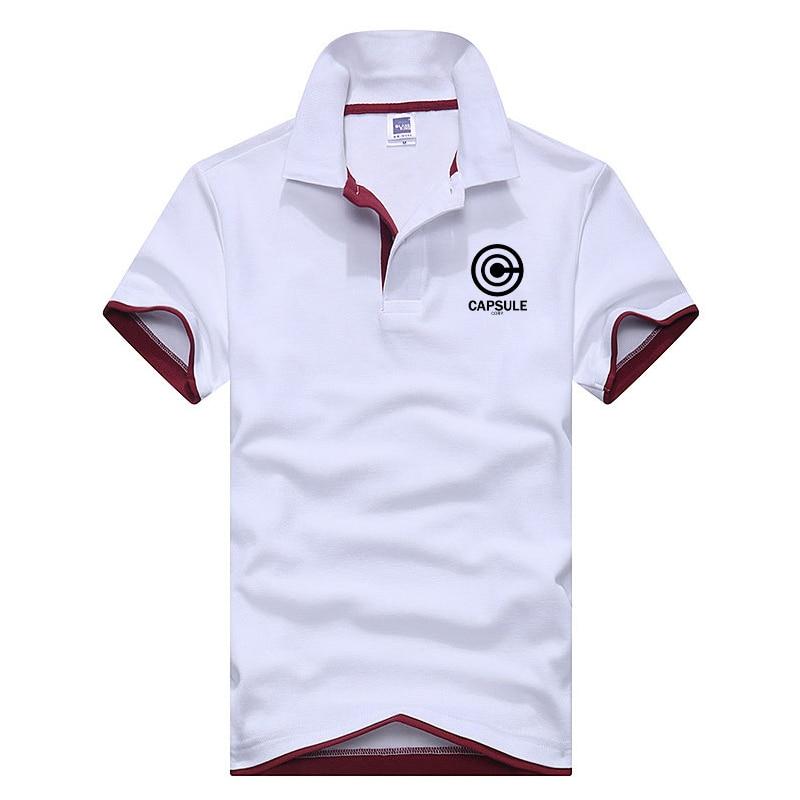 New Brand Men's Polo Shirt Designer Polos Men Cotton Short Sleeve